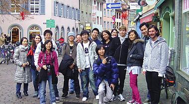 Programas de alemán para clases de escolares y grupos