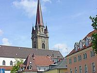 Radolfzell a orillas del Lago de Constanza